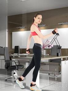 沙袋绑腿后拉伸有助于长高.一般... 进行跑步或者是其他的运动.要注...