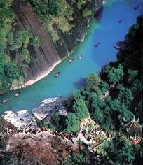 武夷山九曲溪景区 -中国武夷山