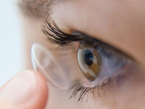 怎么保养隐形眼镜