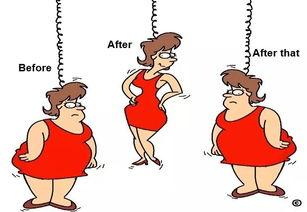 句句扎心的减肥语录,送给正在拼命瘦身的你