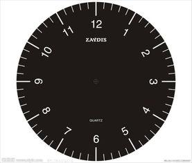 如何画时钟,时钟是怎么画的