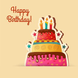 生日蛋糕的起源