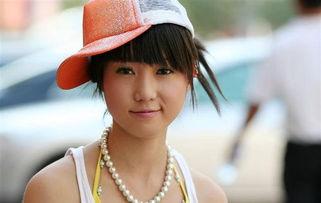 张筱雨 最当红的人体模特 占搜索引擎首位