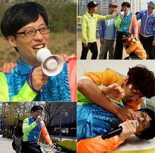Runningman6月飞往印尼参加慈善球赛
