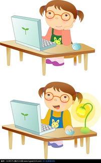 ...的小女孩插画,卡通人物图片,动漫人物图片,漫画-伤感小女孩的...