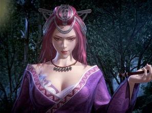 秦时明月 八大美女排行 谁是你心中的女神