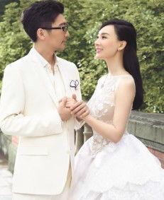 (陈数、赵胤胤夫妇永恒的圆满)-陈数 赵胤胤,我们的爱是 一生一誓