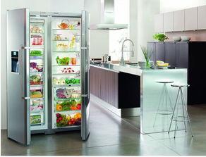 Liebherr利勃海尔奢华冰箱成为顶级厨房必备产品-艾妙思与利勃海尔电...