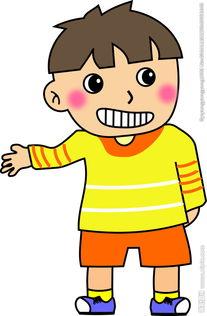 卡通小男孩图片