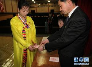 ...方记者看不到的朝鲜 五 朝鲜校园女生