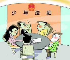 湖北日报讯 15岁的通城少年小王、小李因寻衅滋事被告上法庭,2012...