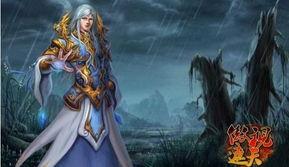 游戏截图-傲视遮天中端级道士职业成双修小王子