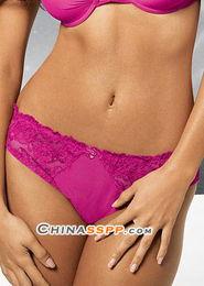 粉色系内裤-不同的诱惑 他喜欢你穿哪款内裤