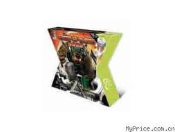 XFX讯景 GF7300GT/128M DDR3/128bit (PV-T73E-NAD)  XFX讯景 ...