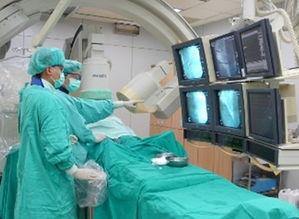 胸痛心肌梗塞前兆 心导管可救心
