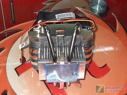 Tt A3139 DuCool散热器热管-选天堂or地狱 3款百元热管散热器推荐