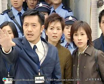 TVB 谜情家族 22