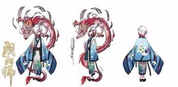 神闲录-日本传说中的一目连   原型   一目连   cv 绿川光   图鉴   独家原画设定