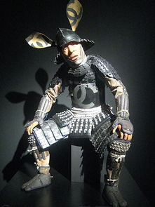 ...CHANEL的日本武士