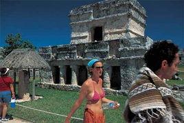 告别过去寻求新生 逃往墨西哥 图