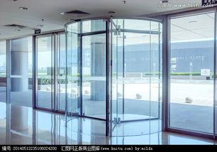 作品信息 -玻璃门,办公环境,建筑摄影,摄影,汇图网