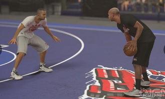 ...名将亨利乱入 NBA 2K17 将成可操控角色