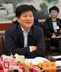 全国大人代表、徐州市委书记曹新平-曹新平代表 要遏制土地招拍挂制...