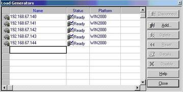 ...成功的虚拟用户生成器会在工具栏中显示,如图:-LoadRunner使用...