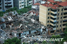 ... 摄北川县城是汶川大地震的重灾区,从5月20日开始封城.记者于6月...