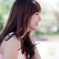 微笑的头像女生 qq头像阳光微笑女生