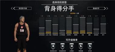 NBA2K17mc模式玩法攻略 MC位置选择 小前锋
