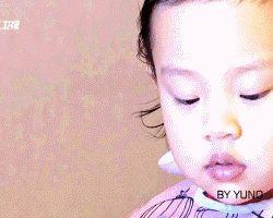 甜馨表情包-甜馨不再上节目贾乃亮否认借娃捞金 甜馨逗逼金句大盘点