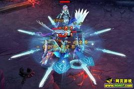 手持巨剑,代表无上仙道,斩杀无数邪恶鬼魅!   羽化门在游戏中是以...