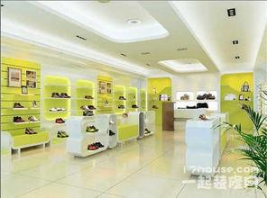 学会打造店铺 欣赏鞋店装修效果图