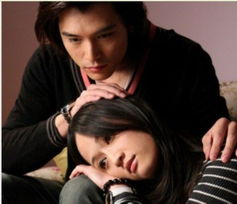 林峰带女友看三级片 十大明星情侣艰辛情路历程