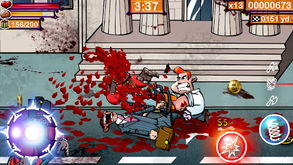 虐杀僵尸 Fangz v1.0 美漫画风超级英雄大战僵尸 安卓综合讨论区 5253...