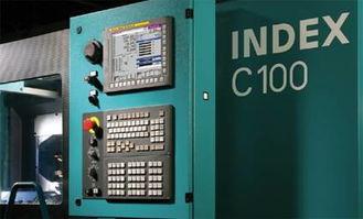 ...i 数控系统的INDEX C100自动化车削中心.-引领数控多主轴车床创...