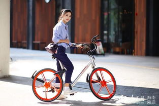...环保和高科技的摩拜新款单车-骑摩拜 趣太空 骑行彰显摩拜绿色环保...