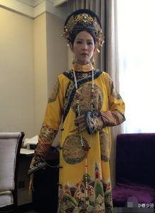 重生香港之娱乐后宫-蔡少芬再扮皇后,高冷的表情还是那个feel