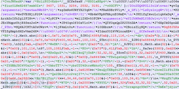 去混淆后的篡改导航推广ID相关代码   从hxxps://new.hai33.com/hao.gif...