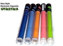 一次性电子烟 可供多种颜色的烤漆管 钢管带钻