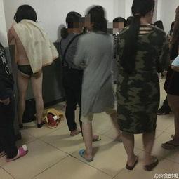 ...身着女式内衣、内裤.-变态男戴假发穿女内衣潜入大学女浴室偷窥 ...