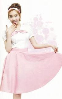 少女时代队长--金泰妍-少女时代BigBang 韩国整容天团真容有多丑