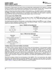 ...ents厂商 BQ24074 pdf预览第 26 页, datasheet数据手册下载 21ic电...