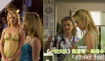 ...明星身份:凯瑟琳·海格尔孕妇身份:娱乐记者艾莉森好莱坞电影中...