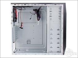 ...以防止用户安装光驱硬盘时刮伤手.而且机箱边框上还设置了大量的...