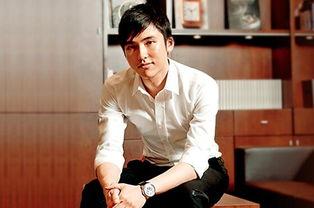 中国最帅的五个男富二代 王思聪都自叹不如