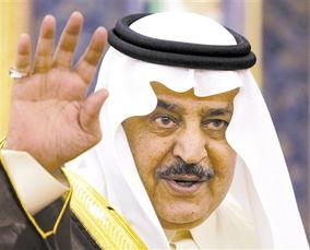 现年78岁的沙特王子纳伊夫·本·阿卜杜勒-阿齐兹(资料图)-沙特78...