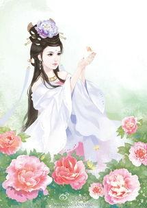 395张中国风唯美古风美女图片素材