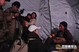 凤凰特派记者胡玲 人回来了,心还在玉树
